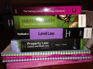 This year's coursebooks